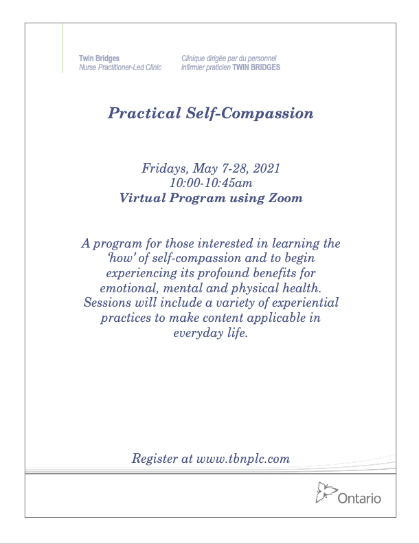Practical Self-Compassion